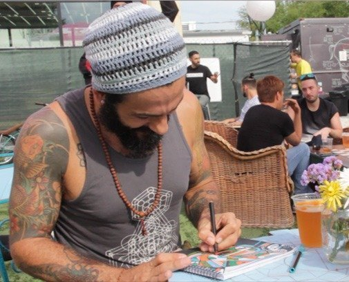 Wynwood Artists Unveil Second Edition of Their Popular Coloring Book